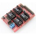 CNC Shield Para Arduino (GRBL Compatible)